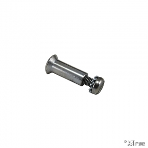 Connection bolt and screw for side springbar, each