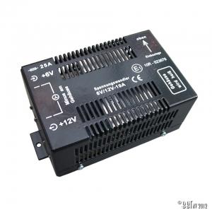 Transformer 6V > 12V