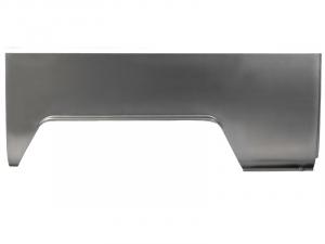 Rear wheelarch, right - good quality 1.0mm steel