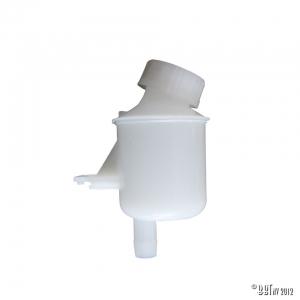 Brake fluid fill reservoir