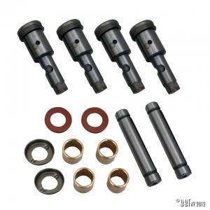 King/link pin repair kit horizontal & vertical, left and right