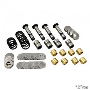 King pin repair kit, horizontal, set