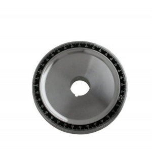 Pulley with degree, without holes