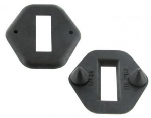 Door checkrod seals,pair
